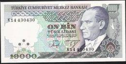 TURKEY   P199   10.000  LIRA    1970    UNC. - Turquie