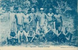 GABON - OGOOUE - EQUIPE LOANGO - Gabon