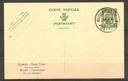 Belgique : Musée Postal De Bruxelles - Oblit. 1936 - (t402) - Interi Postali