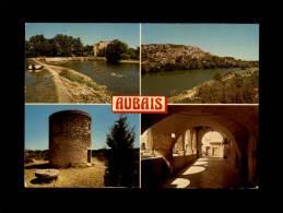 30 - AUBAIS - Le Moulin De Villetelle - La Roque D'Aubais - Le Moulin à Vent - Multi Vues - Autres Communes