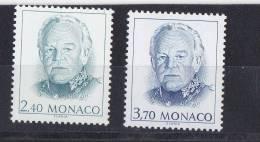 Monaco  , N°1881 Et 1883**, Neuf