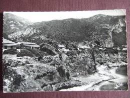 CHENOUA -PLAGE / LES VILLAS / JOLIE CARTE PHOTO / 1958 / EDITIONS PHOTO-AFRICAINES - Algeria