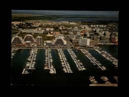 34 - LA GRANDE-MOTTE - Vue Aérienne De La Nouvelle Sattion Balnéaire Avec Son Port De Plaisance - France