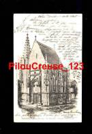 """79 Deux Sèvres - MENIGOUTE - """" La Chapelle """" - Au Verso CAD De Sanxay Du 9/6/1902 - CARTE PRECURSEUR - Sonstige Gemeinden"""