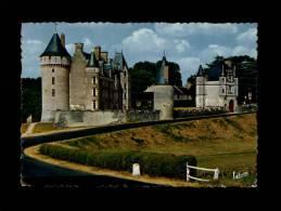 37 - MONTPOUPON - Le Château - 16.801 - France