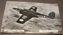 Collection Aviation Magazine - AVRO-CANADA CF-100 CANADA - Avions