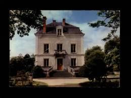 """37 - REIGNAC-SUR-INDRE - Maison Familiale De Vacances """"La Saulnaie"""" - France"""