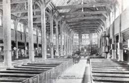 HONFLEUR - Intérieur De L'Eglise Sainte-Catherine (48) - Honfleur