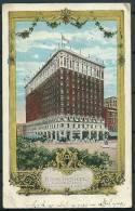 USA OHIO COLUMBUS HOTEL DESHLER WITH STAMP -G - Columbus