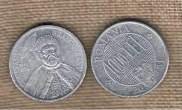 RUMANIA  -  1000 Lei  2001  KM153 - Rumania