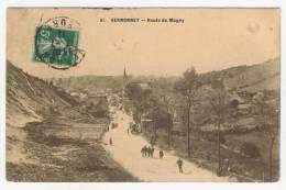 27 - Vernonnet          Route De Magny - Vernon