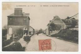27 - Vernon         La Route Des Andelys à Vernonnet - Vernon
