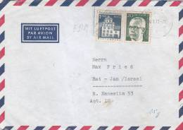 Germany - Berlin - Letter Sent To Israel - [5] Berlin
