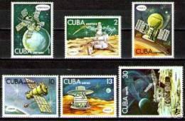 CUBA/KUBA 1978  DIA DE LA ASTRONAUTICA  MNH - Non Classificati