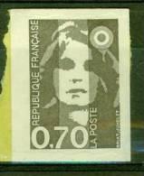 Type Marianne Du Bicentenaire - FRANCE - Adhésif De Carnet - N° 2824 ** - 1993 - Nuovi