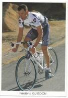 Equipe Cycliste Professionnelle 2000 Française Des Jeux ; Coureur: Frédéric GUESDON , Né En 1971 - Radsport