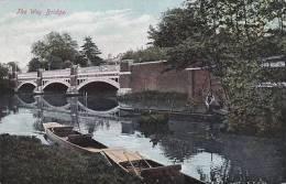 WEYBRIDGE - THE WEY BRIDGE - Surrey