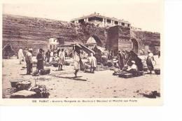 MAROC  --  RABAT  --   Anciens Remparts Du Boulevard Gouraud Et Marché Aux Fruits - Maroc