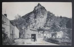 Hastière, Les Rochers De Tahaut, Animée, Calèche - Circulée En 1911 - Hastière
