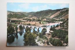 43 : Retournac - Le Pont De Changues Et Le Village De Cottier Et De Vousses - Retournac