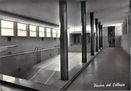 Italie- (Veneto-Treviso) VITTORIO VENETO Piscina Del Collegio Vesc.DANTE ALIGHIERI-Cpsm Année 1962 - Treviso