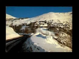 38 - HUEZ - Station D'hiver - France