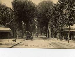 94- Le PERREUX- Avenue De Bry-,animée - Le Perreux Sur Marne