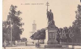 BISKRA / AVENUE DE LA CROIX / EDIT IDEALE 44 - Biskra