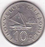 Nouvelle Calédonie 10 Francs 1972 - Colonies