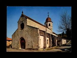 39 - GIGNY-SUR-SURAN - L'Eglise Abbatiale - France
