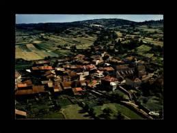 39 - GIGNY-SUR-SURAN - Vue Panoramique Aérienne - France