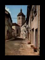 39 - ORGELET - Une Vieille Rue - U.28547 - Orgelet