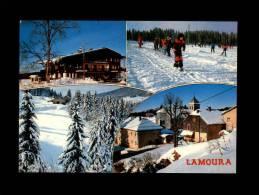 39 - LAMOURA - U.712 - Multi Vues - Station De Ski - France