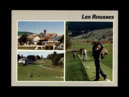39 - LES ROUSSES - Les Joies Du Golf - Multi Vues - France
