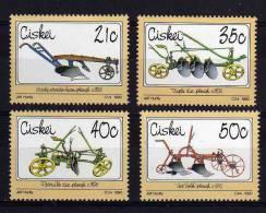 Ciskei - 1990 - Ploughs - MNH - Ciskei