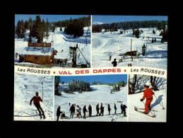 39 - LES ROUSSES - Val Des Dappes - Station De Ski - Multi Vues - France