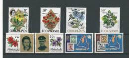 Aitutaki: 77/ 82 + 113/ 114 ** - Aitutaki
