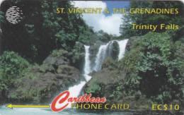 St Vincent & The Grenadines .STV.13 A .TRINITYFALLS . - St. Vincent & The Grenadines