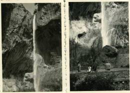 Courmes Cascade Du Loup (06) - Lieux