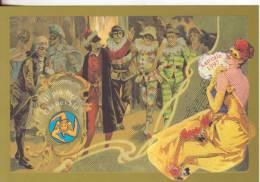 328 L+n-Acireale-N°2 Cart.A.S.-Carnevale-Carnaval-Carnival1997-Lotteria-Classifica Carri Infiorati E Allegorici-Tir.50 - Acireale