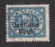 Bavaria, Scott #O62, Used, Officical Overprinted, Issued 1920 - Bavaria
