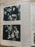 Extrait De Journal * 1921 * Wielrennen Cyclisme  * Zesdagenkoers Bruxelles Six Jours! * Boogmans - Van Isterdael * 1p - Cartes Postales