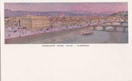 Italie - Firenze - Florence - Excelsior Hotel - Firenze (Florence)