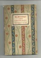 Die Minnefinger In Bildern Insel-Bücherei Nr 450 - Livres, BD, Revues