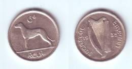 Ireland 6 Pence 1935 - Ierland