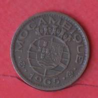MOZAMBIQUE  1  ESCUDOS  1965   KM# 82  -    (Nº01949) - Mozambique