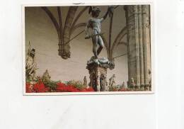 BT7121 Festa Deu Fiori Art And Flowers  Sculptures      2 Scans - Sculptures