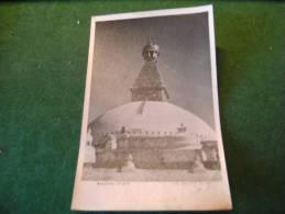 BC4-3-1 LC42 Nepal Baudha Stupa Carte Photo - Népal