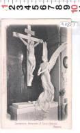 A0821  CAMPOSANTO MONUMENTO N.CURRO PAERNIO GENOVA - Monumenti