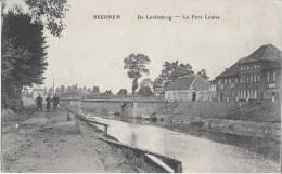 AK Beernem  De Louisabrug  Le Pont Louise ,Feldpost, 1. WK - Beernem